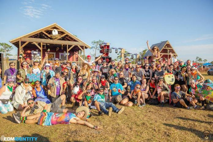 Dirtybird Campout East 2018