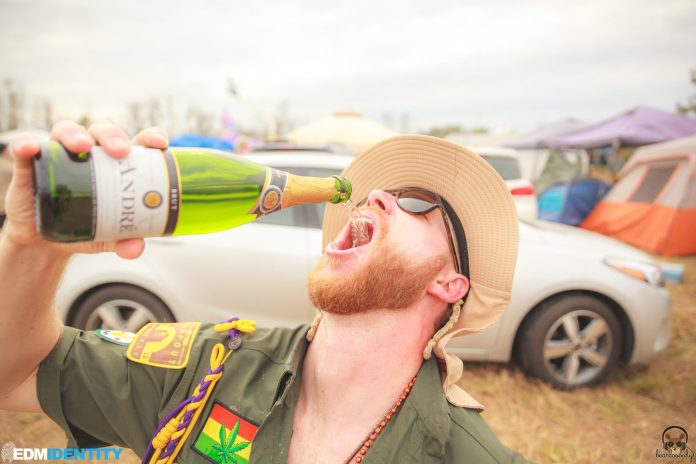 Dirtybird Campout East Coast 2018 Champagne