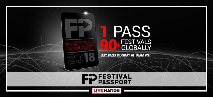 Live nation festival passport returns for 2018 dates festivals live nation festival passport m4hsunfo