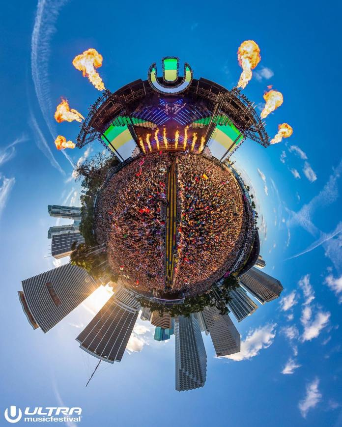 Ultra Music Festival 2018 World