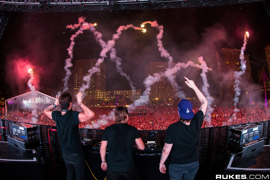 Swedish House Mafia Reunite At Ultra 2018