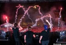Swedish House Mafia Reunites Ultra 20
