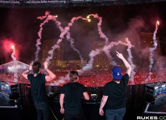 Swedish House Mafia Reunites Ultra 20