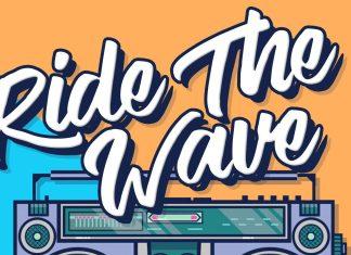 Tom Budin Jordan Magro Ride The Wave