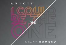 avicii nicky romero i could be the one