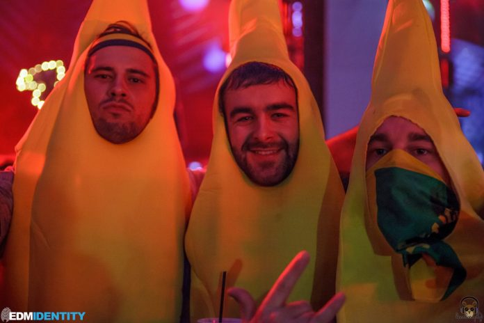 Mens Rave Clothing Group Costumes