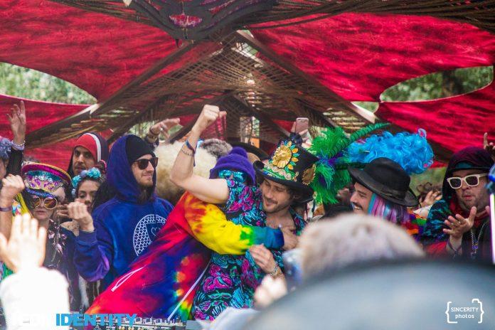 Desert Hearts Festival 2018 Mikey Lion