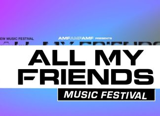 All My Friends Music Festival 2018