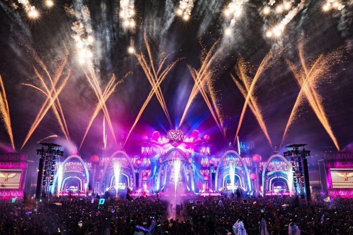 EDC Las Vegas 2018 kineticFIELD