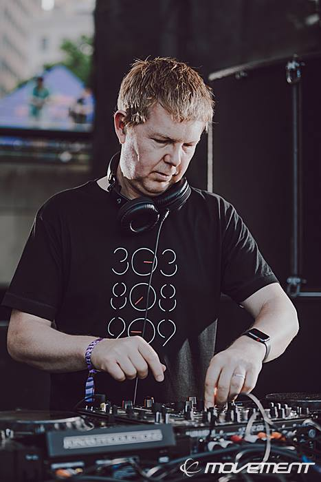 John Digweed Movement 2018