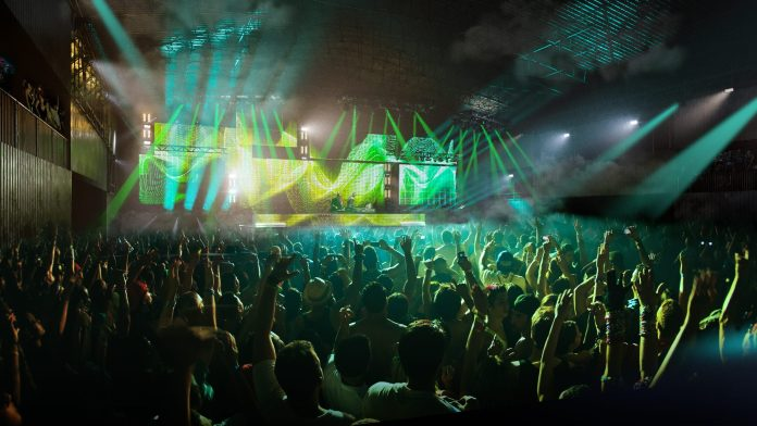 GENERATOR Stage Design Revealed for Creamfields 2018   EDM Identity