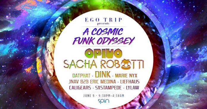 Ego Trip presents A Cosmic Funk Odyssey