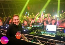 Paul Van Dyk Shine Ibiza
