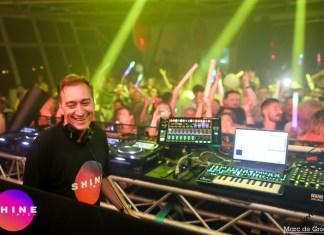 Paul Van Dyk Shine Ibiza