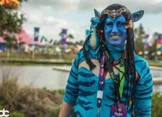 EDC Orlando 2018 Jessica Tessene