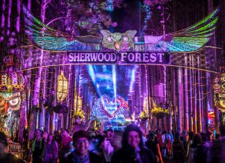 Electric Forest 2018 First Weekend