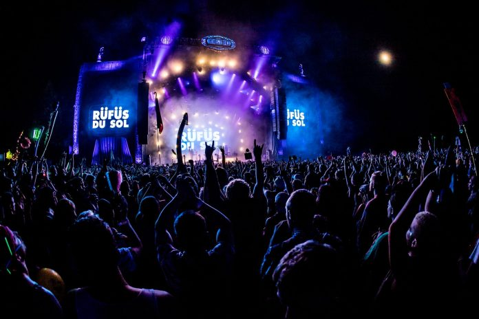 Electric Forest 2018 Second Weekend RUFUS DU SOL