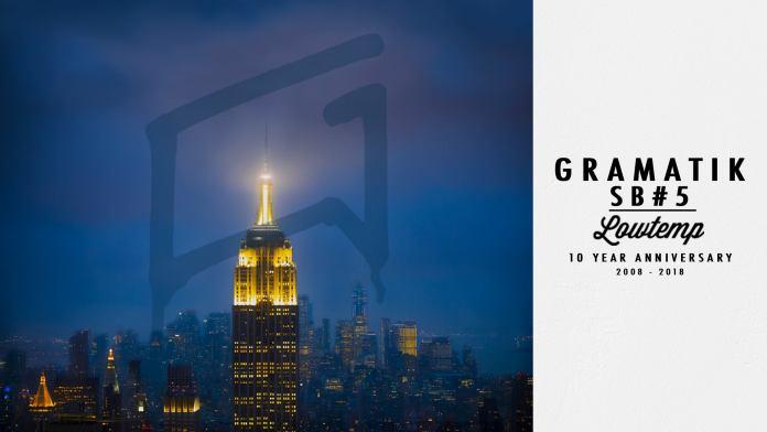 Gramatik - SB5 Cover Image