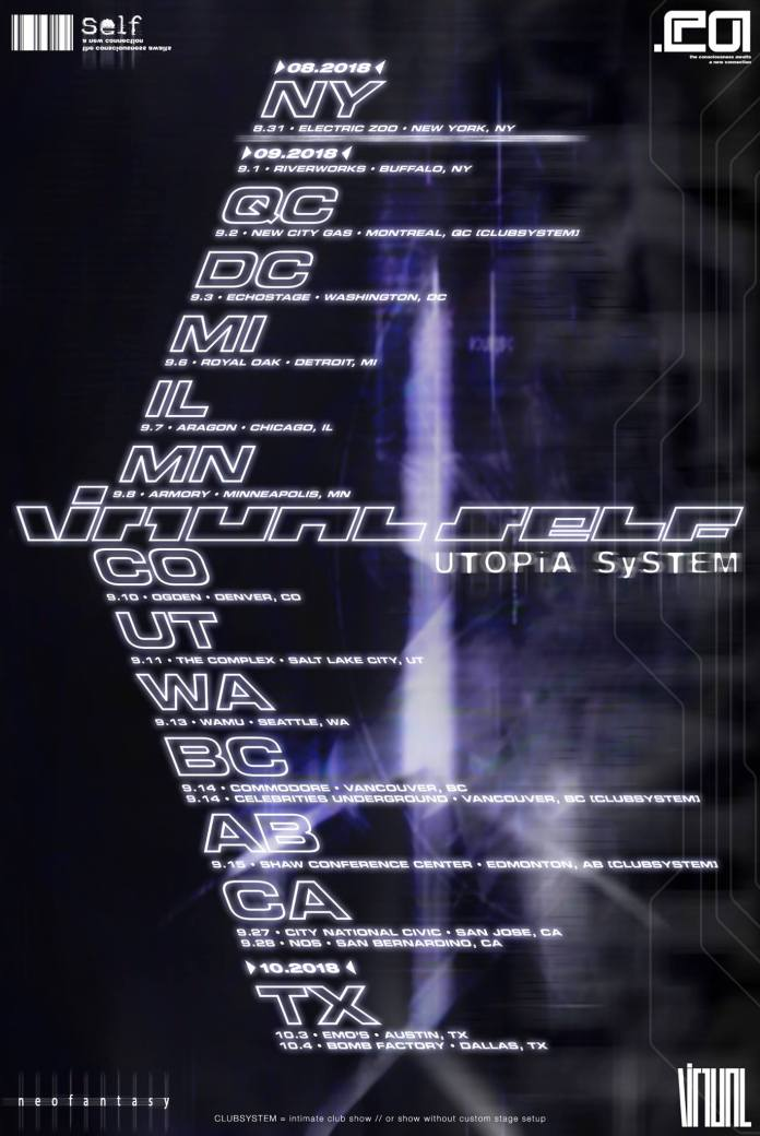 Virtual Self UTOPiA SYSTEM Tour