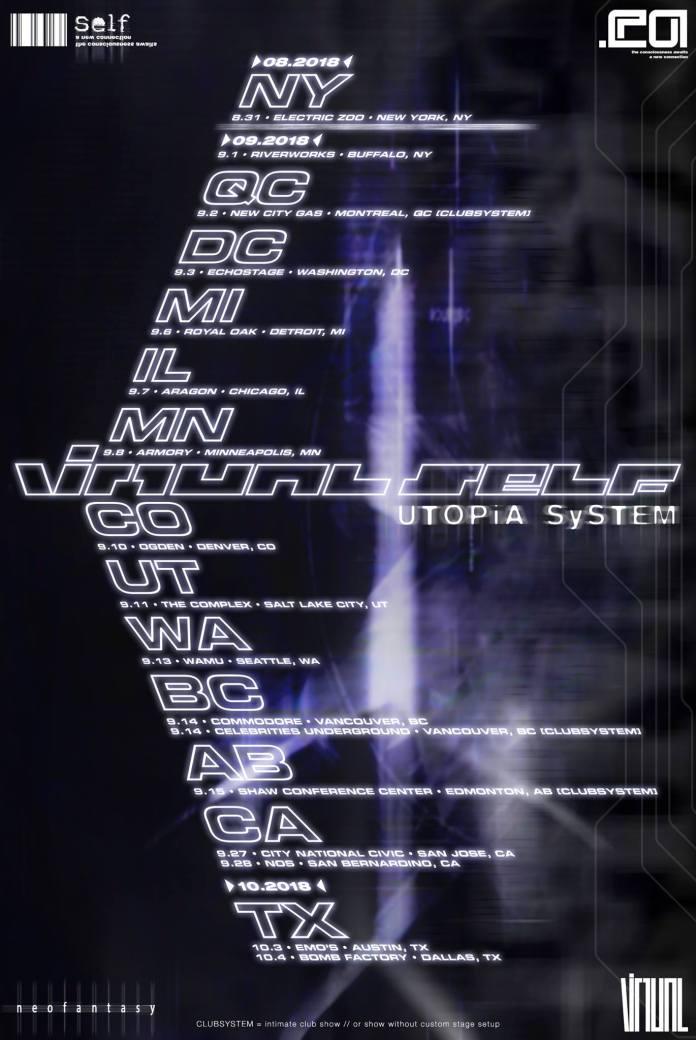 Virtual Self UTOPiA SYSTEM Tour