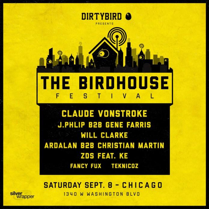 The Birdhouse Festival 2018 Lineup
