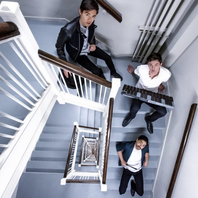 Autograf - Staircase Press Photo - By Kyle Buckland
