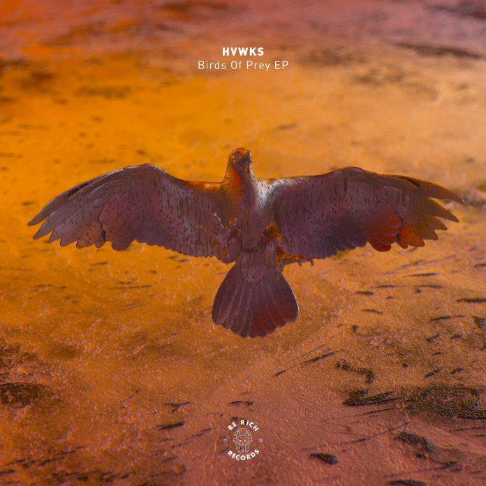 HVWKS Birds of Prey EP