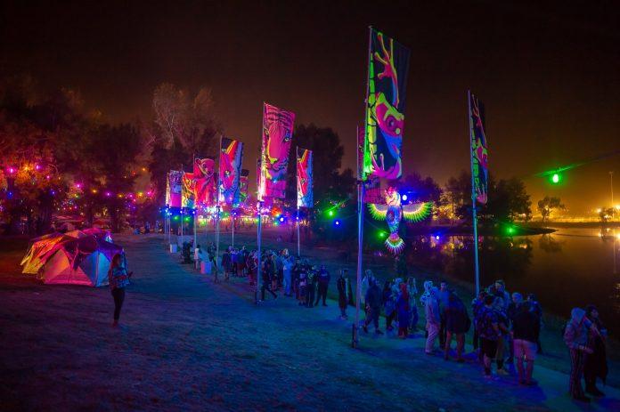 Nocturnal Wonderland 2018 Camping