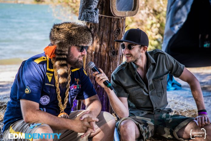 Claude VonStroke at Dirtybird Campout West