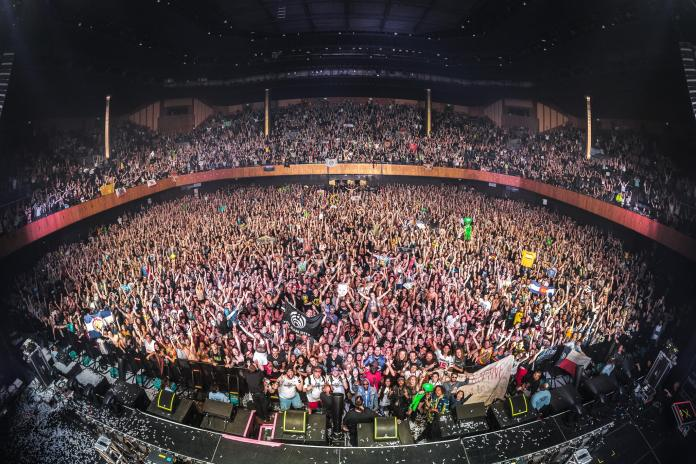 bassnectar be interactive