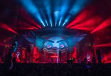 Escape: Psycho Circus 2018 Born Dirty