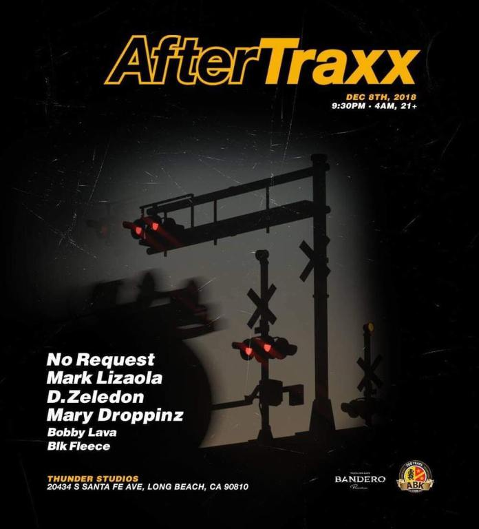 AfterTraxx 002 Lineup