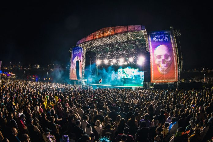 HARD Day of the Dead 2018 Knife Party