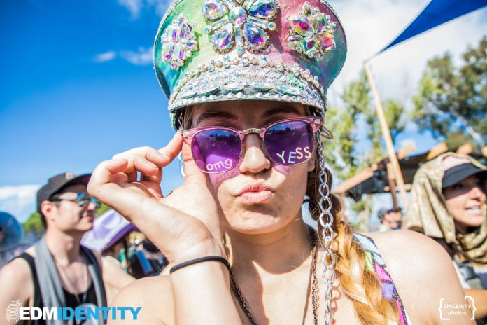 military hat festival fashion 2018