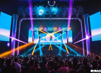 DJ Diesel Destructo Avalon Hollywood