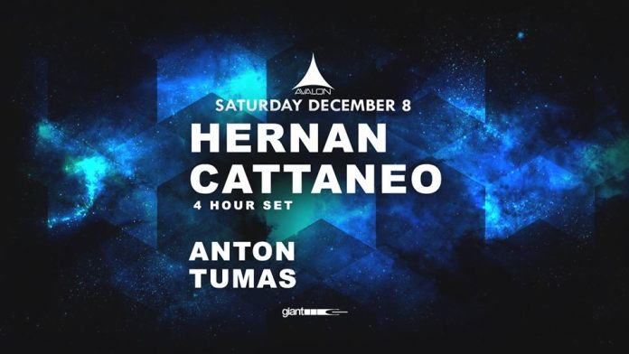Hernan Cattaneo Avalon