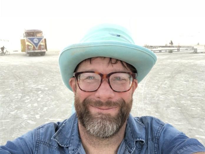 Sean Watson Burning Man