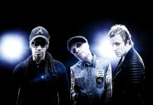 The Prodigy Tour Press Shot - Photography © Mike Van Cleven