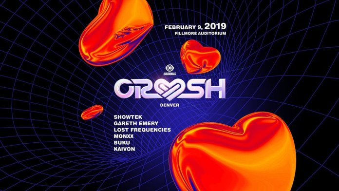 Crush Denver 2019 Lineup