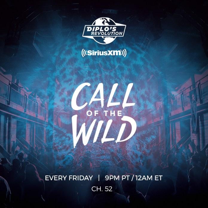 Monstercat: Call of the Wild Diplo's Revolution SiriusXM