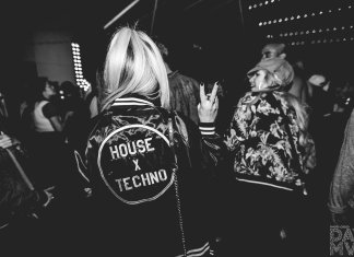 House x Techno Jacket