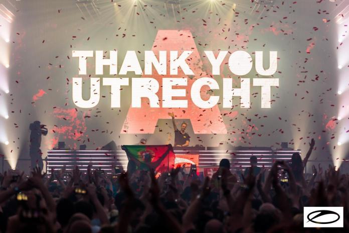 ASOT 900 Utrecht Thank You
