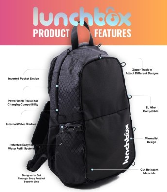 Lunchbox Product Features