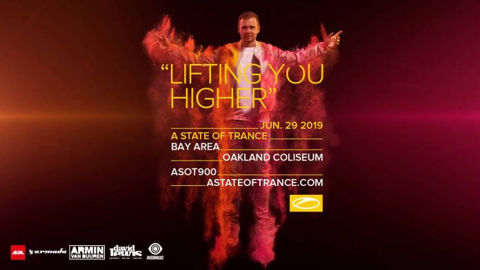 A State of Trance ASOT 900 Bay Area