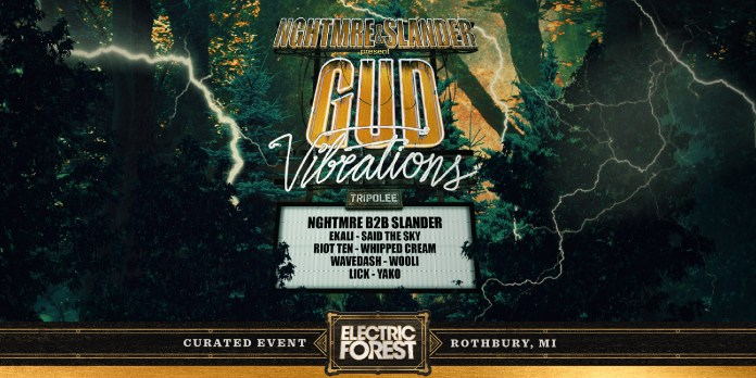 Electric Forest 2019 Gud Vibrations