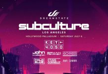 Subculture Los Angeles 2019