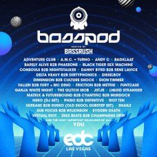EDC Las Vegas 2019 Lineup - bassPOD