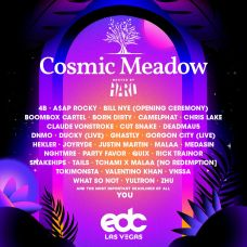 EDC Las Vegas 2019 Lineup - cosmicMEADOW