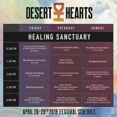Desert Hearts 2019 - Healing Sanctuary