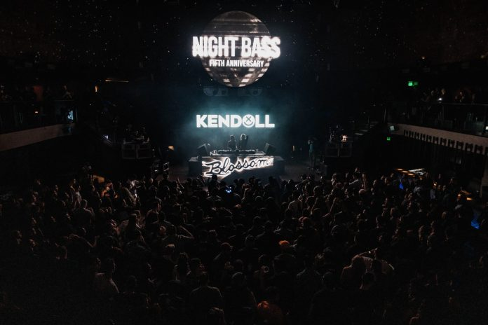 Exchange LA Night Bass 5th Anniversary Kendoll b2b Blossom